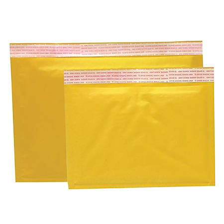"Office Depot® Brand Quick-Load Bubble Mailer, 15"" x 9 1/4"""