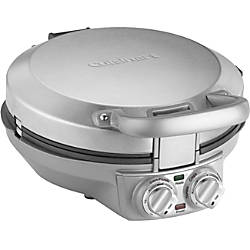 Cuisinart International Chef CrepePizzellePancake Plus