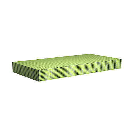 """Mayline® Banca Soft Seating, Seat Cushion, 36""""W, Expo Sprout"""