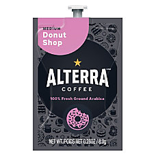 Mars Drinks Flavia Alterra Donut Shop