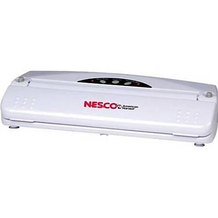 Nesco Vacuum Sealer (White) - For Home