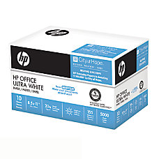 HP Office Ultra White Paper Letter