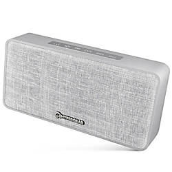 HyperGear Fabrix Wireless Speaker Gray 14297