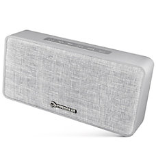 HyperGear Fabrix Wireless Speaker Gray 14297
