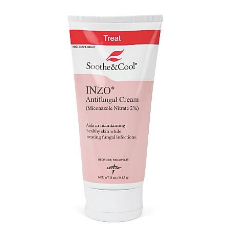 Soothe & Cool INZO Barrier Cream, 4 Oz, Case Of 12