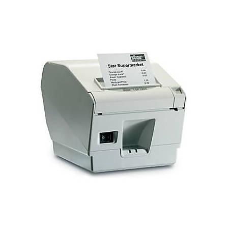 Star Micronics TSP700II TSP743IIC GRY POS Thermal Label Printer