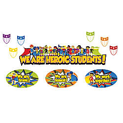 Carson Dellosa Super Power Heroic Students