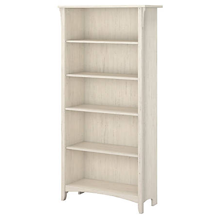 Bush Furniture Salinas 5 Shelf Bookcase