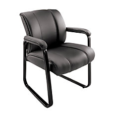 Brenton Studio Bellanca Guest Chair Black