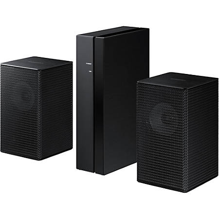 Samsung SWA-9000S 2.0 Speaker System - 54 W RMS - Wireless Speaker(s) - Wall Mountable - Black