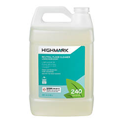 Highmark Neutral Floor Cleaner Citrus Herb