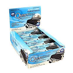 Quest Protein Bars Cookies And Cream