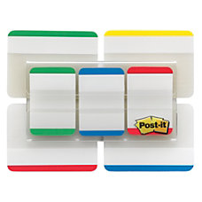 Post it Durable Tabs Stripe Value
