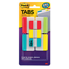 Post it Durable Tabs Value Pack