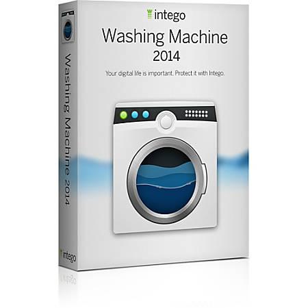 Intego Washing Machine 2014 (Mac), Download Version