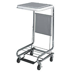 Medline Hamper Stand With Foot Pedal