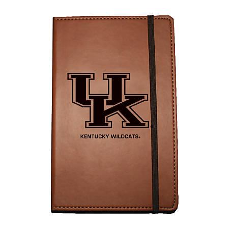 "Markings by C.R. Gibson® Leatherette Journal, 6 1/4"" x 8 1/2"", Kentucky Wildcats"