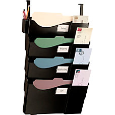 Office Depot Brand Wall Pockets With