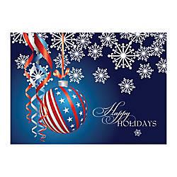 Sample Holiday Card Display Pride