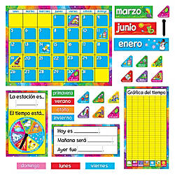 TREND Calendario Anual Spanish Bulletin Board