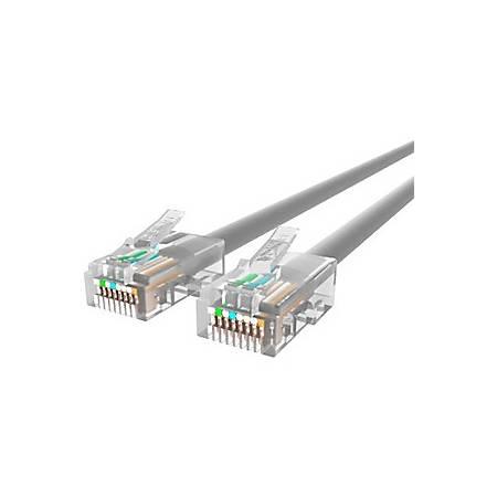 Belkin CAT6 Ethernet Patch Cable, RJ45, M/M A3L980-06