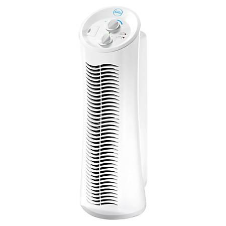 "Honeywell Febreze® HEPA Tower Air Purifier, 170 Sq. Ft. Coverage, 25""H x 10 1/4""W x 8""D, White"