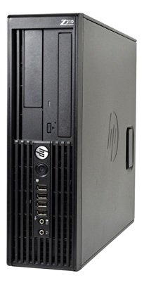 HP Z210 Workstation Refurbished Desktop PC, 2nd Gen Intel® Core™ i5, 8GB  Memory, 1TB Hard Drive, Windows® 10 Professional, Z210SFFI581W10P Item #