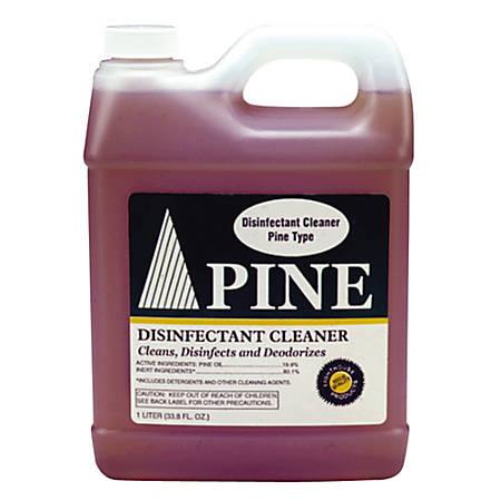Disinfectant Cleaner, 1-Liter Bottle (AbilityOne 6840-01-342-4143)