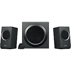 Logitech Z337 21 Bluetooth Speaker System