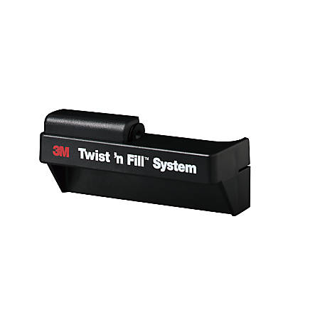 3M™ Twist 'n Fill™ Dispensing System Shutoff Assembly, Case Of 10