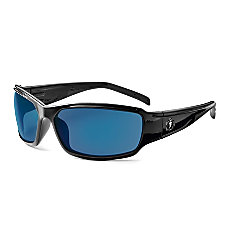 Ergodyne Skullerz Safety Glasses Thor Black