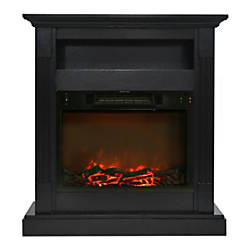 Cambridge Sienna Electric Fireplace With 1500W
