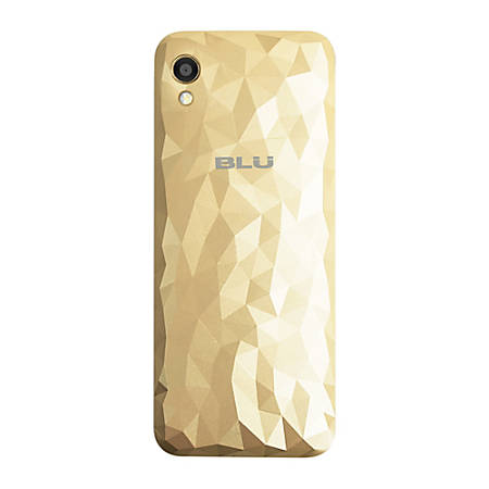 BLU Tank 3 T430X Cell Phone, Gold