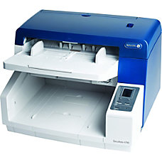 Xerox DocuMate 4790 Sheetfed Scanner 600