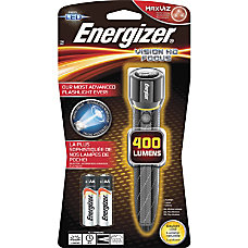 Energizer Vision HD Focus Flashlight AA
