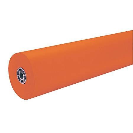 "Pacon® Spectra® Art Kraft® Roll, 36"" x 1000', Orange"
