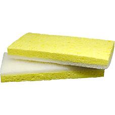 Impact Light Duty Cellulose Scrubber Sponges