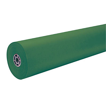 "Pacon® Spectra® Art Kraft® Roll, 36"" x 1000', Emerald"