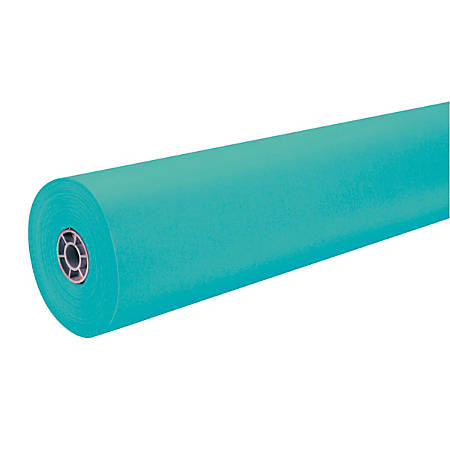 "Pacon® Spectra® Art Kraft® Roll, 36"" x 1000', Aqua"