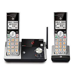 AT T CL82215 2 Handset Expandable