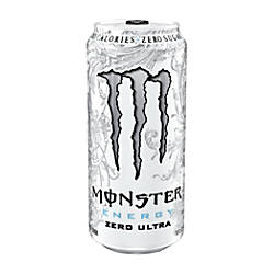 Monster Zero Ultra Energy Drink 16