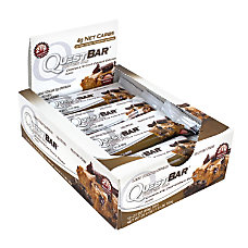 Quest Protein Bars Chocolate Chip Dough