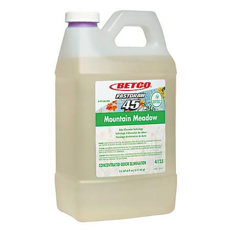 Betco® SenTec Mountain Meadow Air Fresheners, 77.68 Oz, Pack Of 2 Air Fresheners