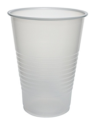 Dart Clear Plastic Cups, 7 Oz , Clear, Pack Of 2,500 Item # 338686
