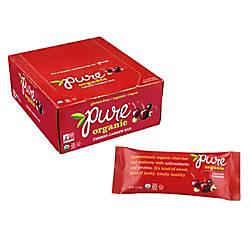 Pure Bars Cherry Cashew Organic 17