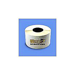 """Wasp WPL606 Quad Pack Label - 1.5"""" Width x 1"""" Length - 4 Roll"""