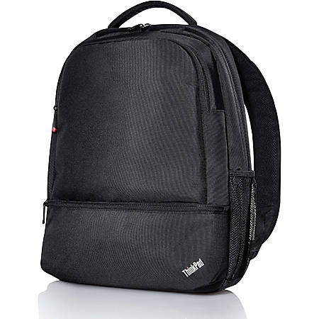 "Lenovo ThinkPad Essential Backpack - Notebook carrying backpack - 15.6"" - for IdeaPad L340-15IRH Gaming; S145-14; S145-15; IdeaPad Slim 1-11AST-05; ThinkPad E14; E15"