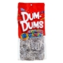 Dum Dums Birthday Cake Lollipops, Party White, 75 Pieces Per Bag, Pack Of 2 Bags