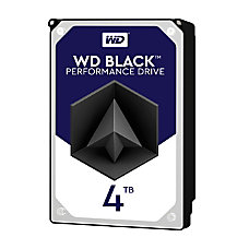 WD Black 4TB Internal Hard Drive