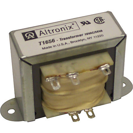 Altronix T1656 Step Down Transformer